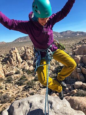 Kelly Fields Climbing