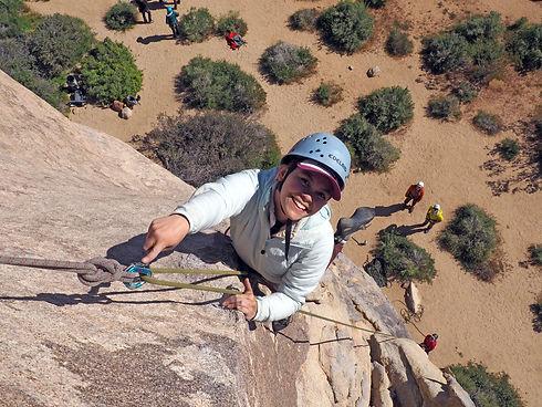 Athena Rock Climbing Womens Climbing Programs