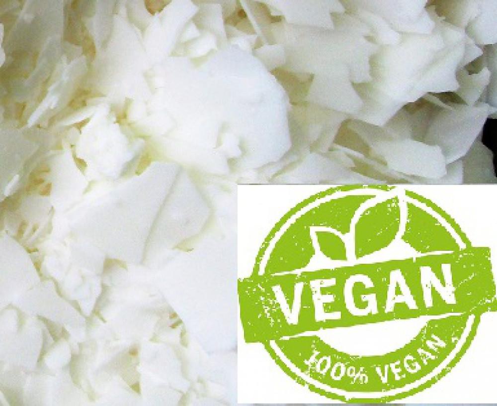 Cire de soya vegane