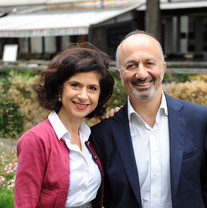 Corinne et Richard Zarzavatdjian