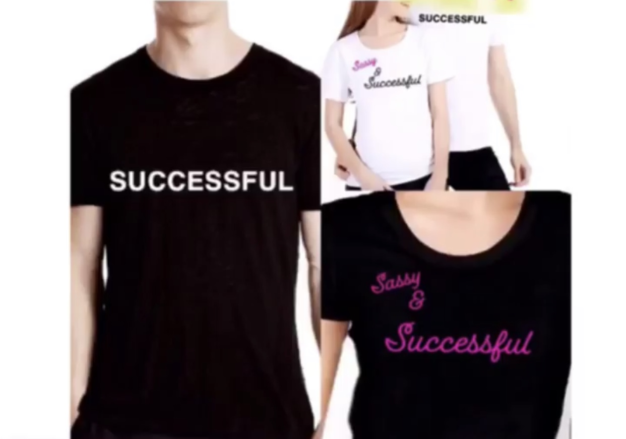 'Successful' T-Shirt
