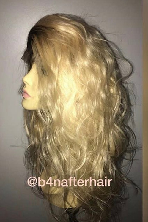 Ombre Custom Wig