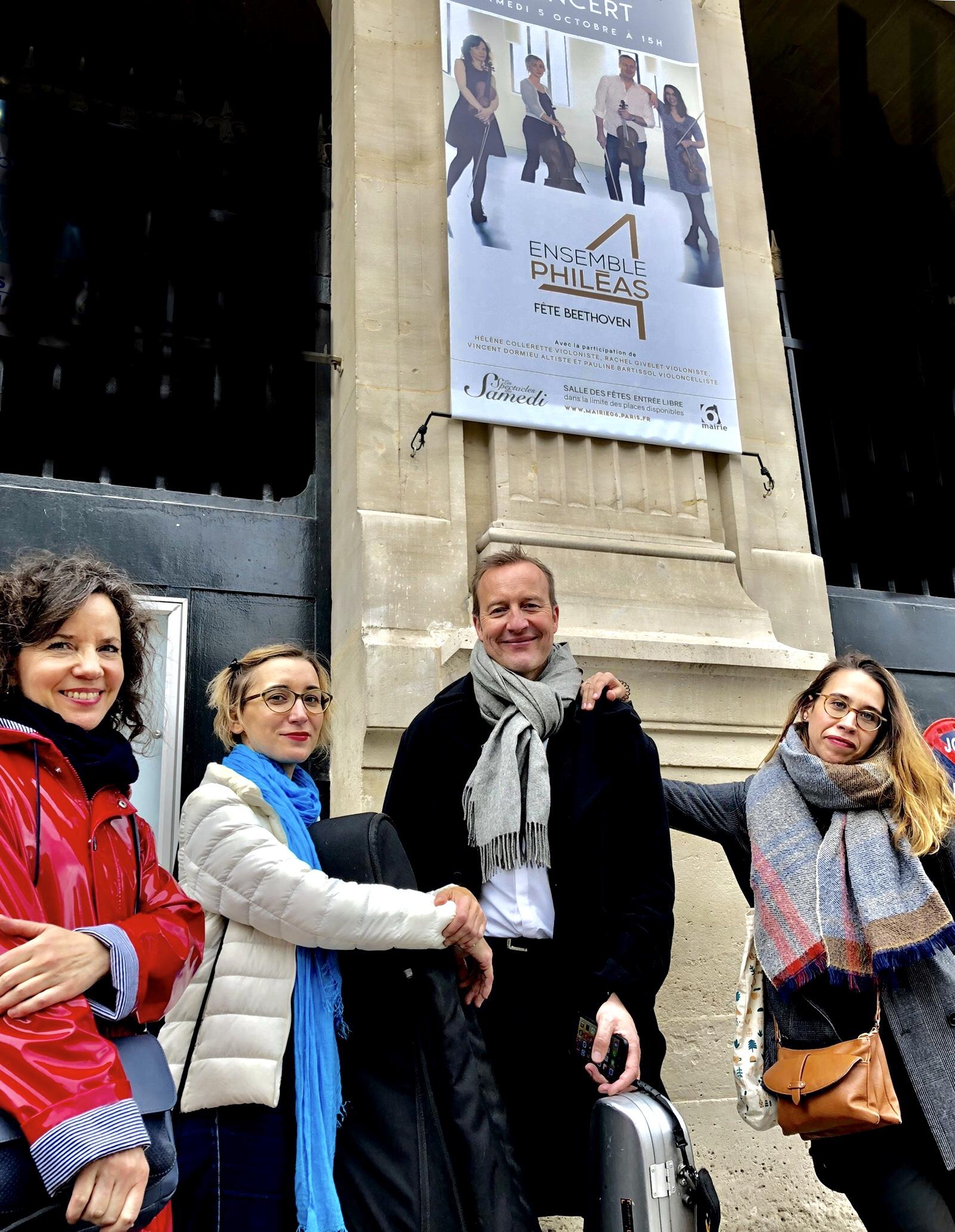 Mairie du 6è Arrondissement - Paris  2018