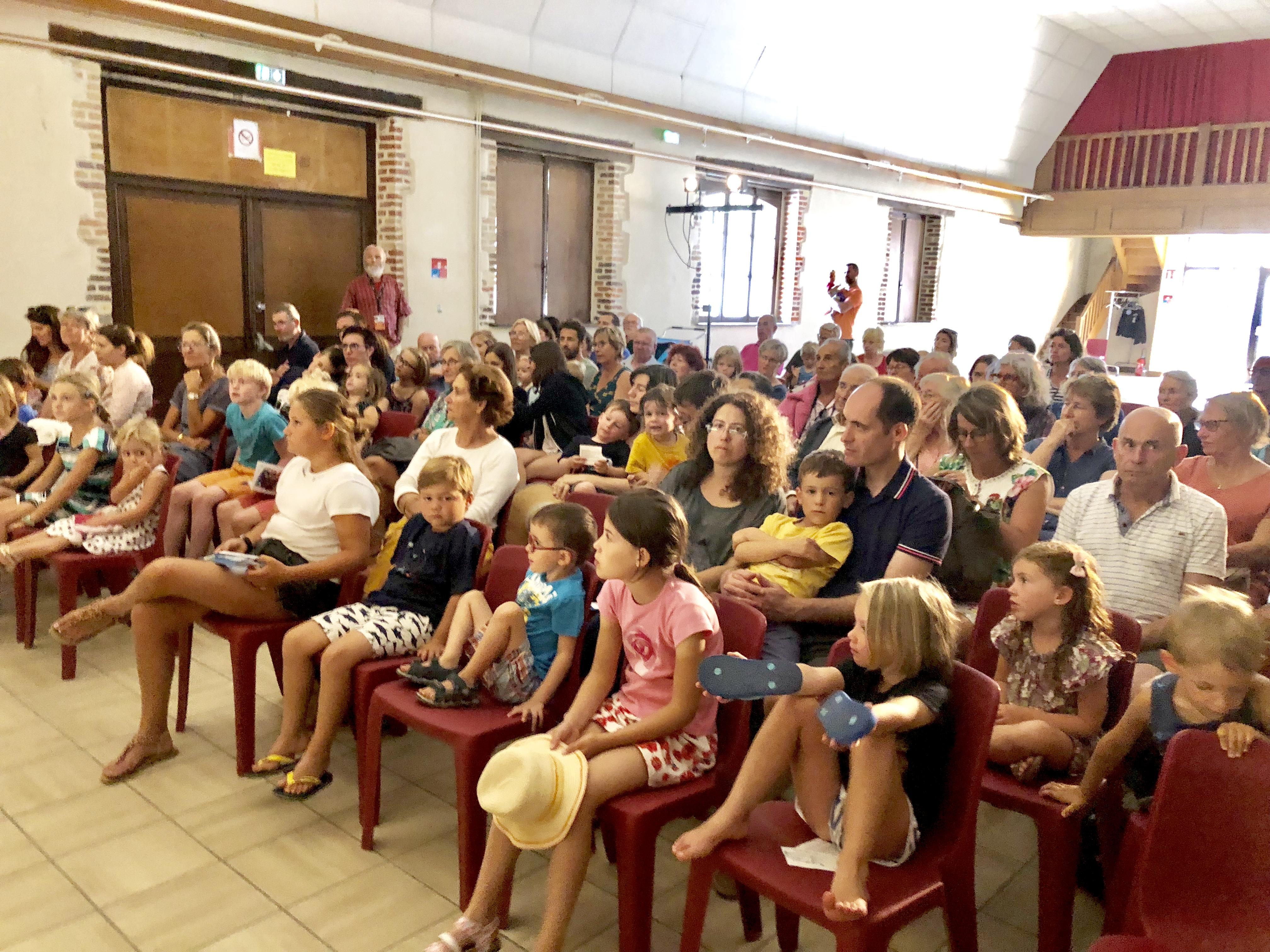 L'histoire de Babar - Spectacle gratuit