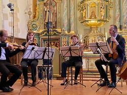 Quintette à deux altos de Mozart - Avec Ana-Bela Chaves - Premier Alto Solo de l'Orchestre de Parise