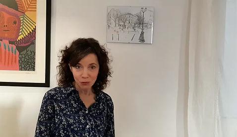 Hélène Collerette Premier Violon de l'Ensemble Philéas