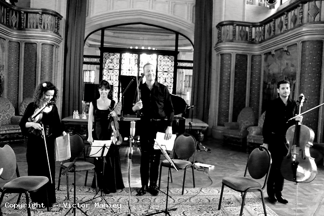 Concert du 21 août 2014, Les Pianos Folies