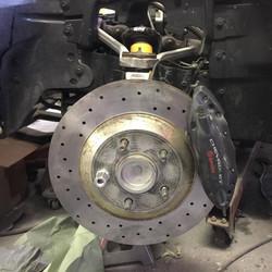 custom brakets
