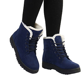 Snow-boots-winter-ankle-boots-women-shoe
