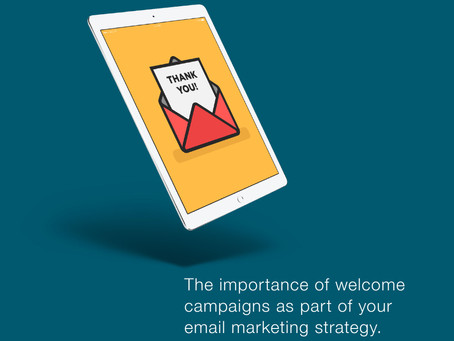 Your Best Practice Guide to Welcome Campaigns