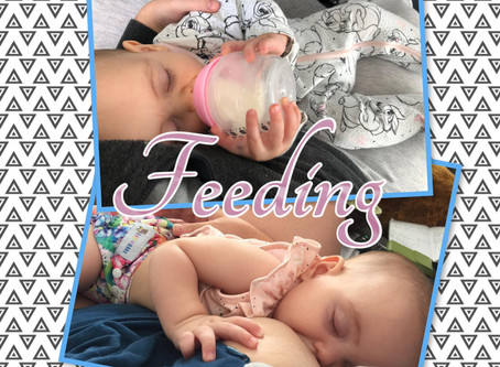 My Breastfeeding Story - Steph