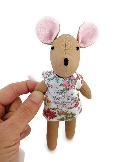 Rumi & Tilba Tiny Mouse - Squeak
