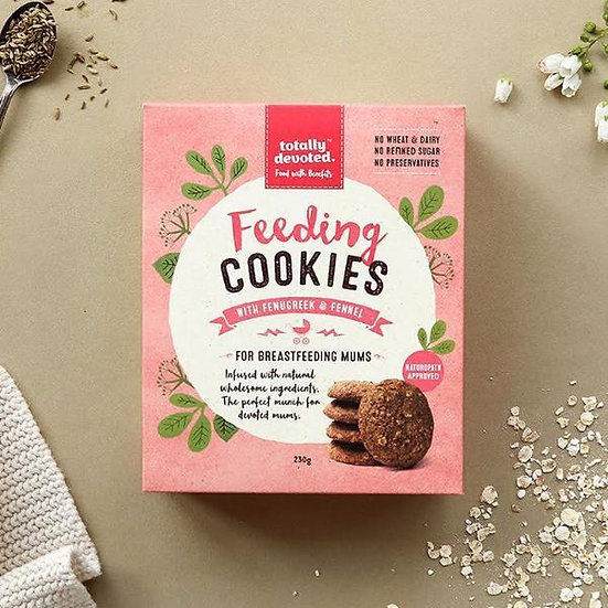 Totally Devoted Lactation Cookies