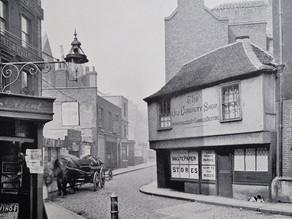 "HIDDEN LONDON [5] ""The Old Curiosity Shop"". Discover the oldest surviving shop in London."