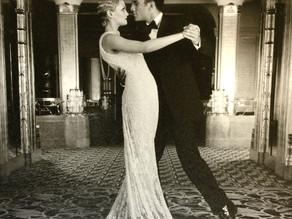 HIDDEN LONDON [6] The Art Deco Ballroom Foyer of the Sheraton Grand. -London Park Lane Hotel-
