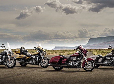 Quello che devi sapere sulle Harley-Davidson