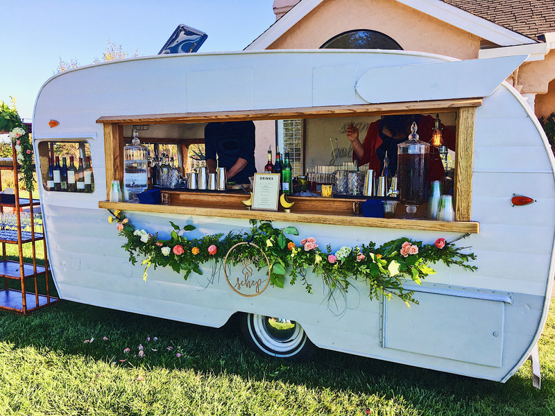 Portable Bar Availble to Rent