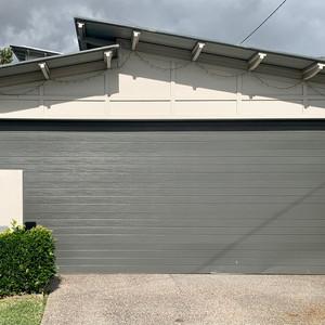 Corinda  Carport  - Split Skillion Roof
