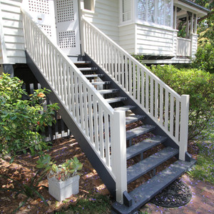 Graceville Hardwood Stair Replacement