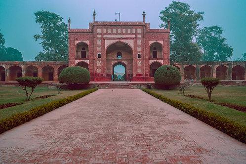 Akbari Sarai-Gate