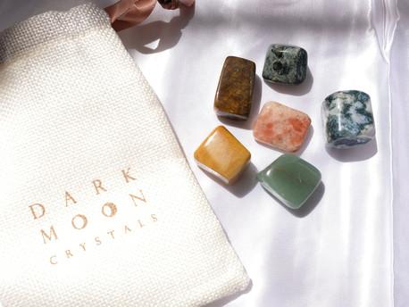 Dark Moon Crystals