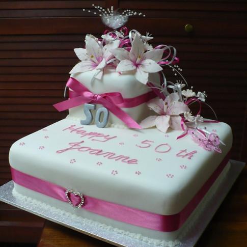 Ann's Unique Cakes Birthday Cake