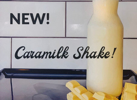 SUMMER IS HERE AND SO IS OUR NEW SHAKE FLAVOUR