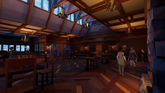 Redemption's Guild - Tilnu Tavern - Scen