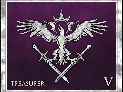 Treasurer Founder Pack