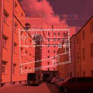 Areál Vydrovka, 2020, Praha