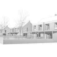 Soubor rodinných domů, 2018, Brandýs nad Labem