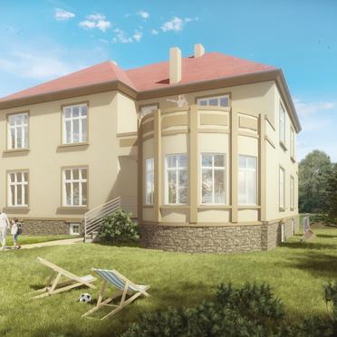 Rekonstrukce viladomu, 2019, Bakov nad Jizerou