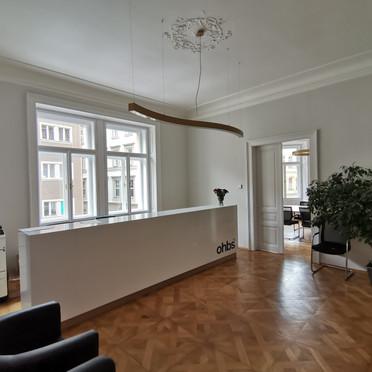 Renovace kanceláří, 2020, Praha