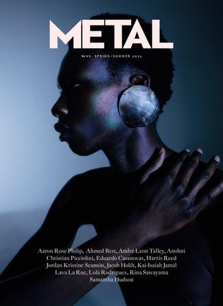 METAL 44 COVER