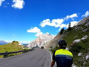 Bormio Italy Cycling