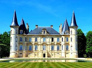 Chateaux Bordeaux