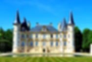 Experience our cycling tours in Bordeaux and visit the famous Chateau Pichon Baron Pauilac with Breakaway Cycle Tours