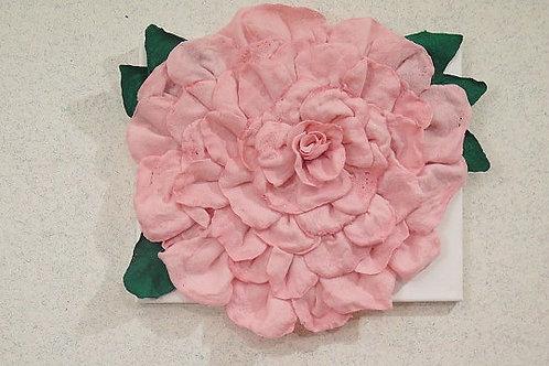 3 D Rose Wall Arts