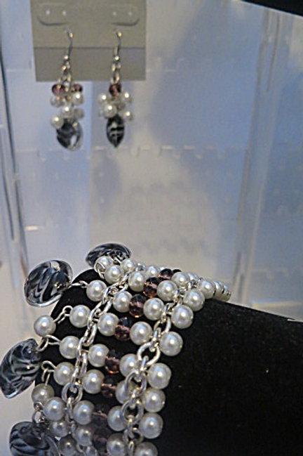 """Sarafina"" Colorful Bracelet Set"