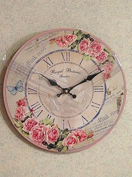 Shabby Chic Kitchen/Dinning room Clock