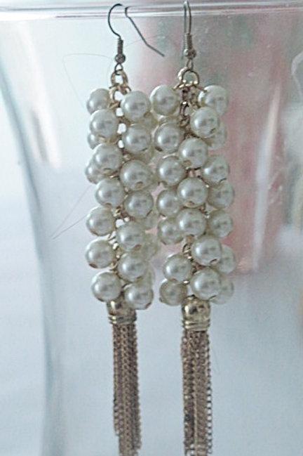 """Saskia"" Pearl Earring"