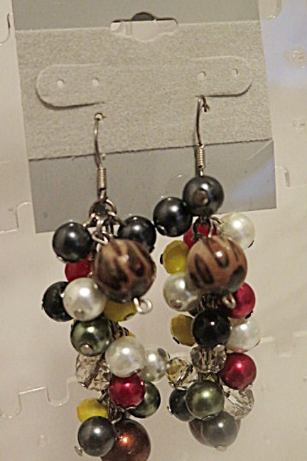 "Colorful ""Reina"" Earrings"