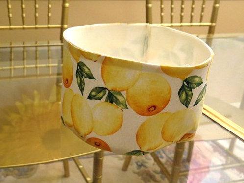 Lemon Design Basket