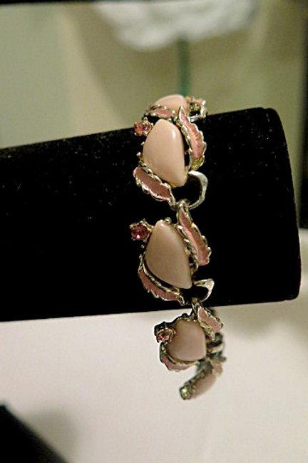 Pink Vintage Bracelet
