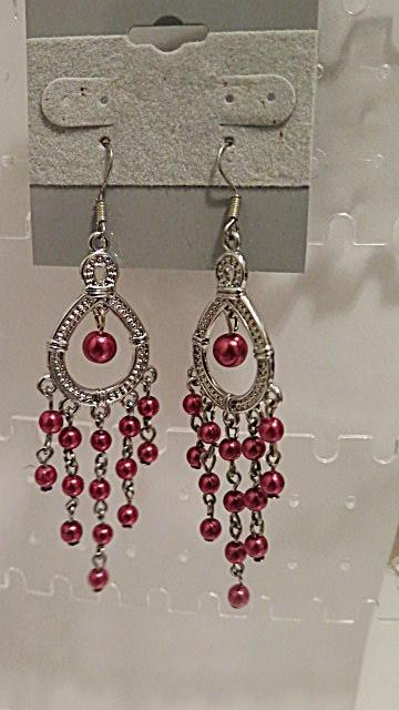 Small chandelier earrings mysite small chandelier earrings aloadofball Gallery