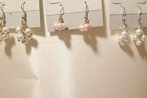 "Cluster ""Reina"" Earrings"