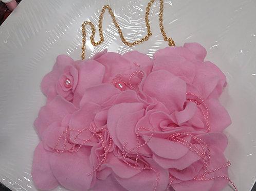 Flower Felt Princess  bag