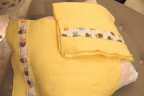 Bee Print Kitchen towel