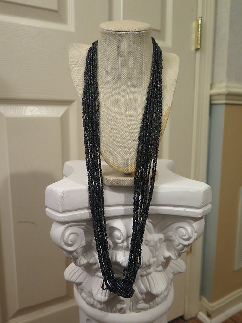 Seed Beads Necklace