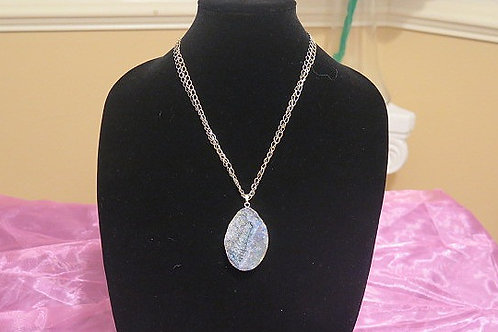 Double Stone Necklace